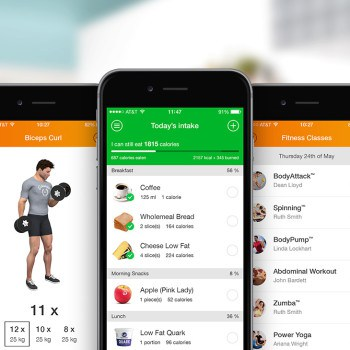 Apps - Food & Fitness